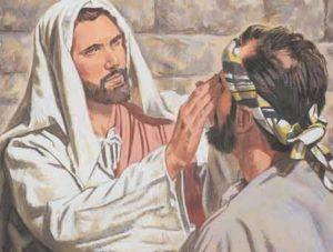 JESUS Y CIEGO